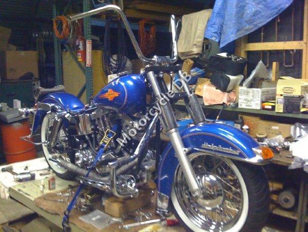 Harley-Davidson FLHE 1340 Heritage 1981 9793
