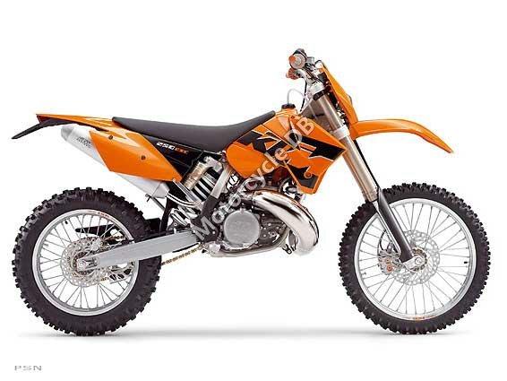 KTM 250 EXC 2005 7958