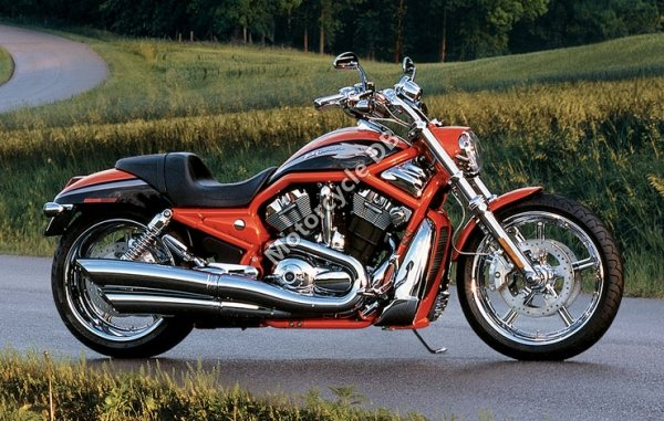 Harley-Davidson VRSCSE Screamin Eagle V-Rod 2006 10013