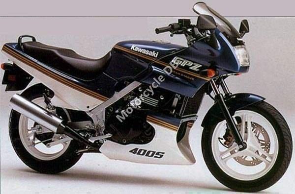 Kawasaki GPZ 750 1988 7555