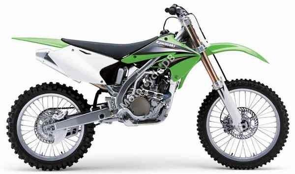 Kawasaki KX 250 F 2004 13766