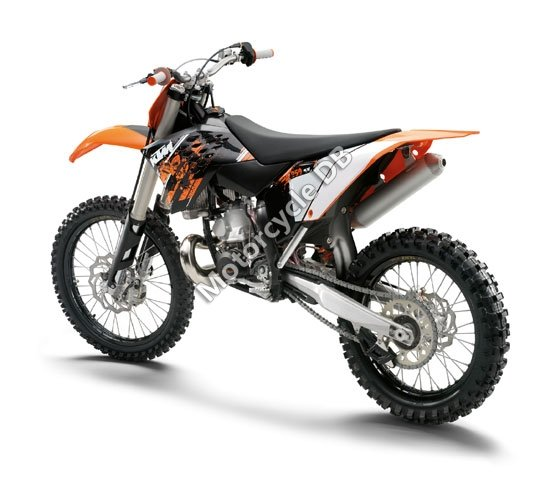 KTM 250 SX 2009 3627