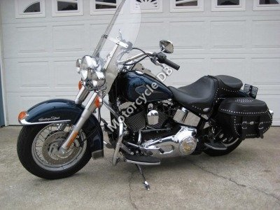 Harley-Davidson Heritage Softail Classic Injection 2001 11046