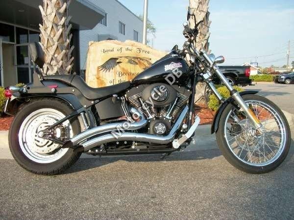 Harley-Davidson FXSTBI Softail Night Train 2005 12476