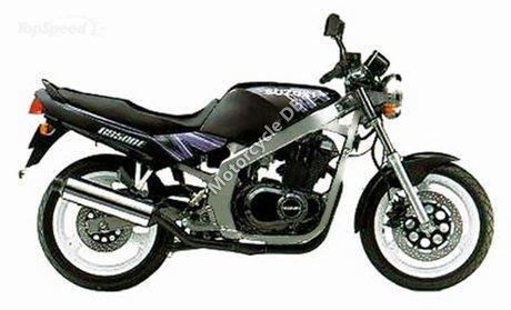 Suzuki GS 500 E 1990 12766