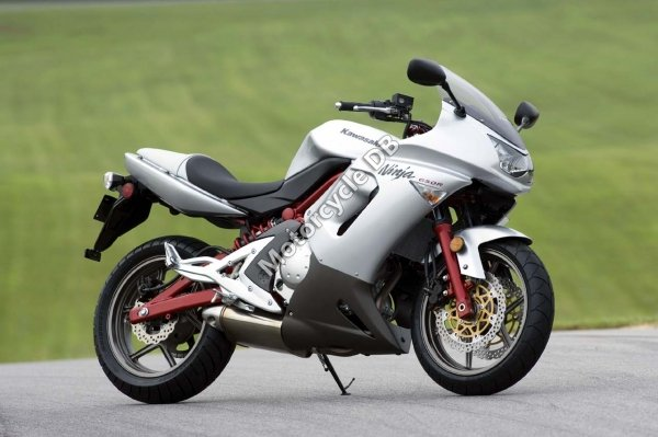 Kawasaki Ninja 650R 2008 1367