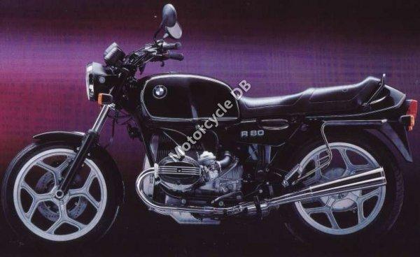 BMW R 80 1990 13353
