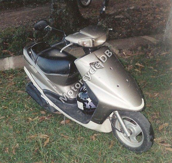 Yamaha Axis Treet 2011 12943