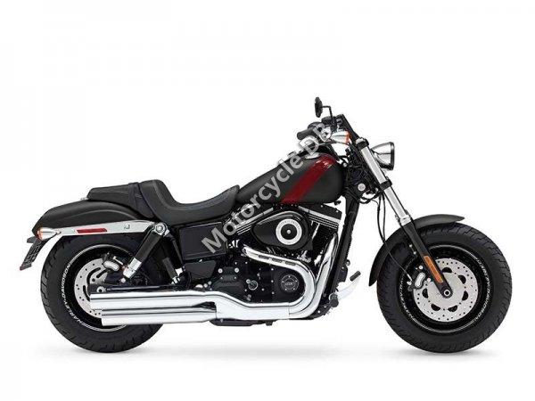 Harley-Davidson Dyna Fat Bob Dark Custom 2014 23420