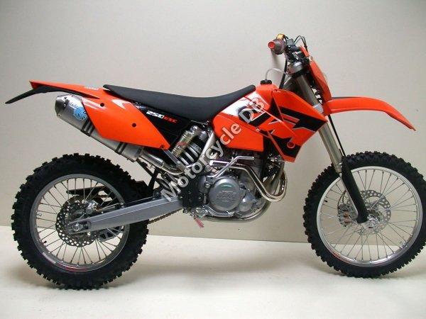 KTM 450 EXC Racing 2004 7510