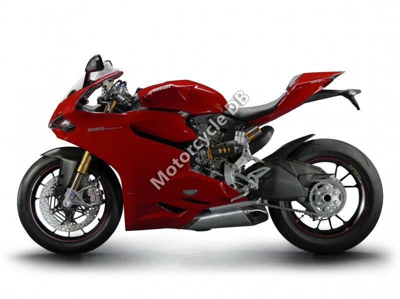 Ducati 1199 Panigale S 2012 31685
