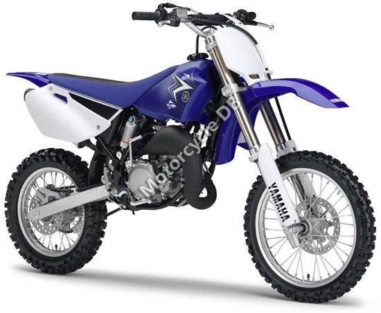Yamaha YZ85 2010 4542