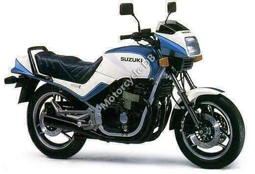 Suzuki GSX 550 EF 1984 12524