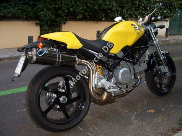 Ducati Monster SR2 1000 2006 13702