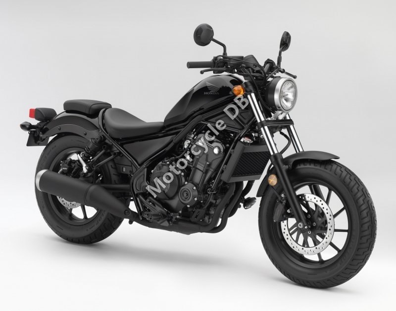 Honda CMX500 Rebel 2018 29382