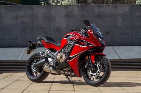 Honda CBR650F ABS 2018 24439