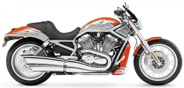 Harley-Davidson  VRSCX 2007 1243
