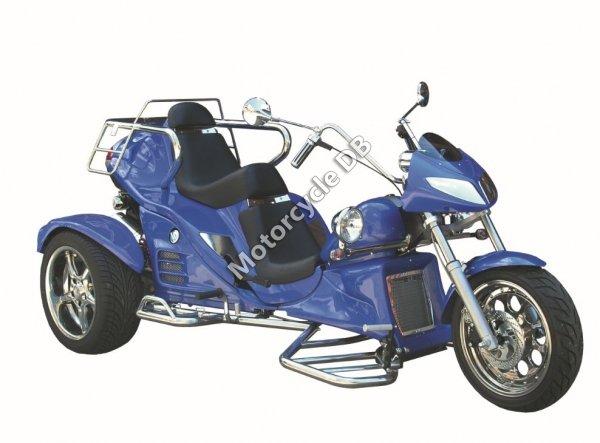 Boom Trikes Fun 500 Automatic 2009 9605