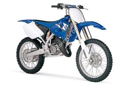 Yamaha YZ 125 2006 5212