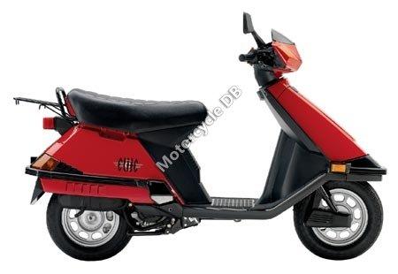 Honda Elite 80 2006 5649