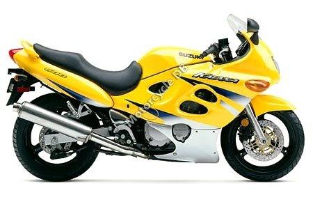 Suzuki GSX 600 F Katana 2002 5956