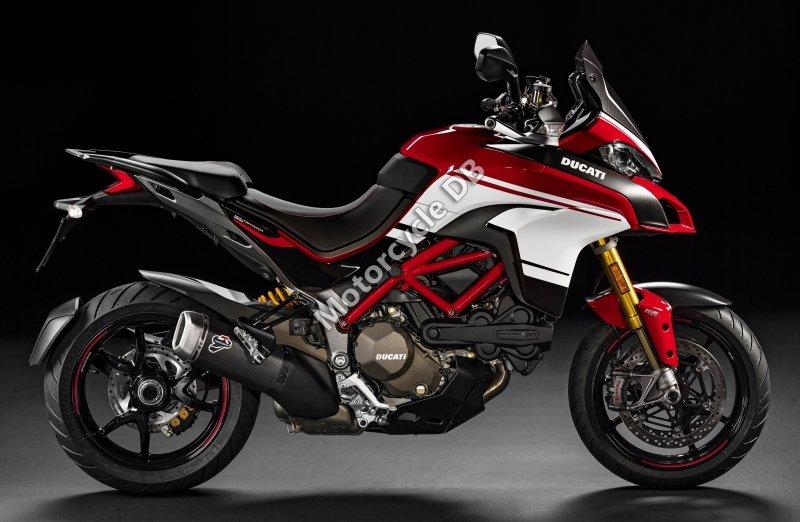 Ducati Multistrada 1200 Pikes Peak 2016 31534