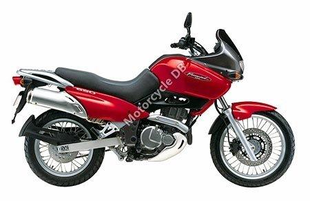 Suzuki XF 650 Freewind 1999 8578
