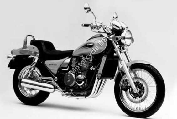 Kawasaki ZL 600 1989 17016