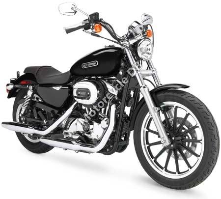 Harley-Davidson XL 1200L Sportster 1200 Low 2006 5632