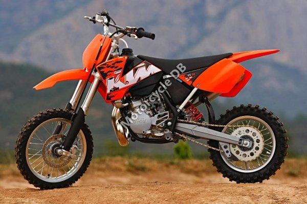 KTM 65 SX 2008 14850