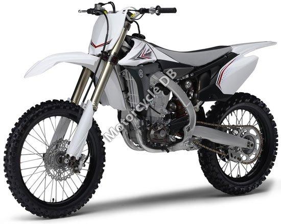 Yamaha YZ450F 2010 4526