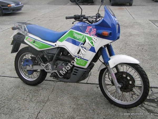 Kawasaki Tengai 1990 9639