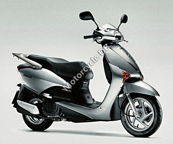 Honda ANF125i Innova 2008 14631