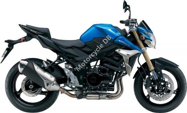 Suzuki GSR 750 2012 22117