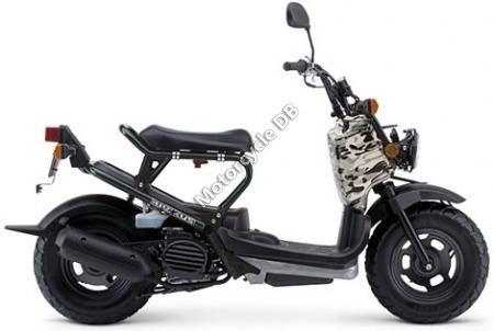 Honda Rukus 2007 17374