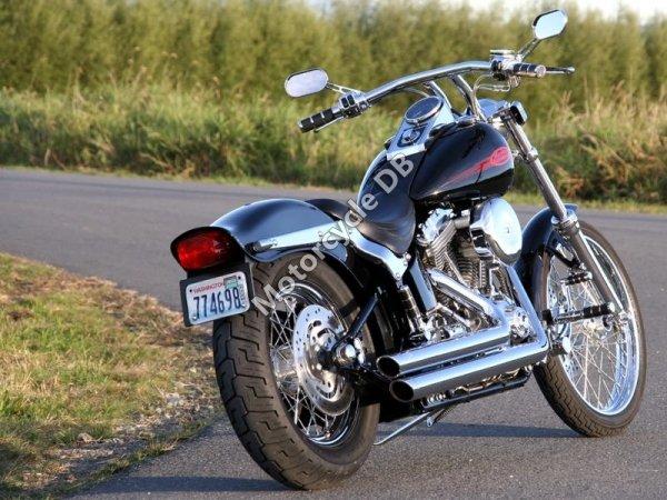 Harley-Davidson Softail Standard 2001 10927