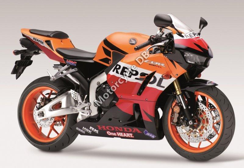 Honda CBR600RR 2013 29892