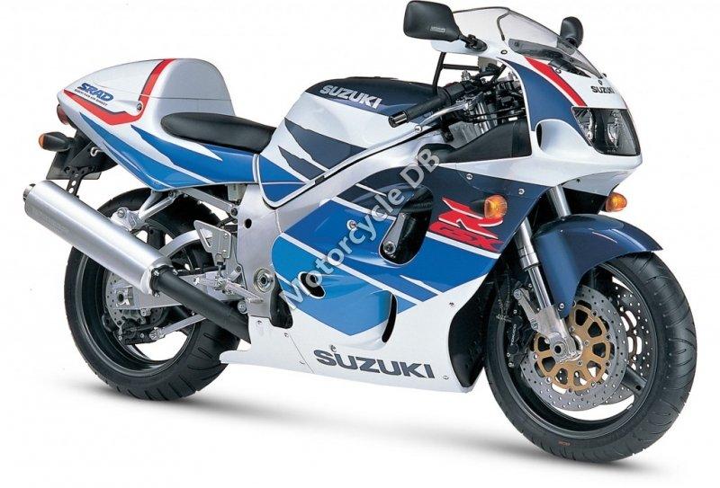 Suzuki GSX-R 750 1999 27740