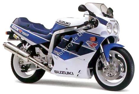 Suzuki GSX-R 750 (reduced effect) 1990 8471