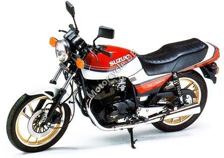 Suzuki GSX 400 E 1983 9280