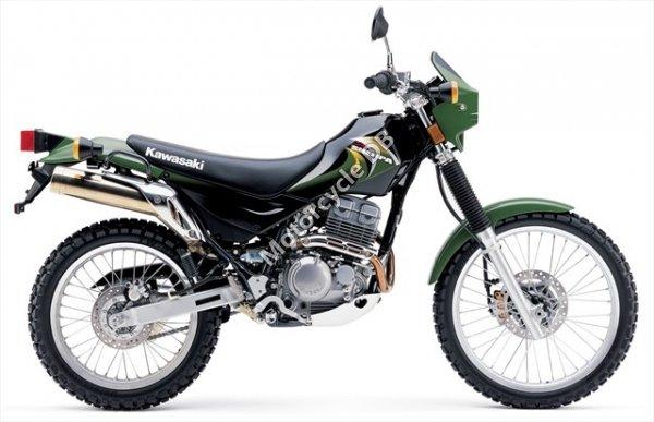 Kawasaki Super Sherpa 2010 13913