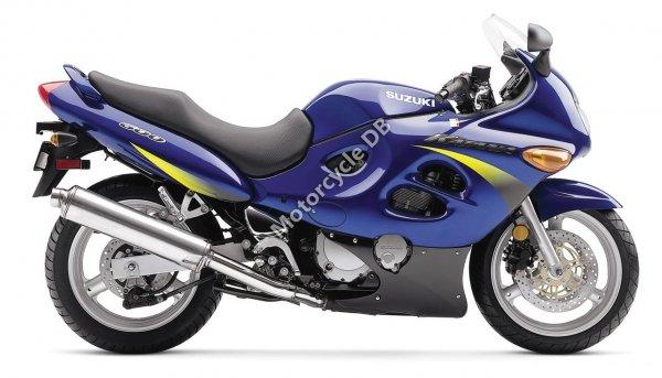 Suzuki GSX 600 F Katana 2001 5994