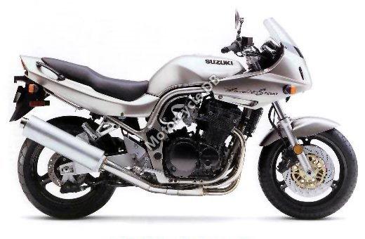 Suzuki GSF 1200 S Bandit 2000 6042