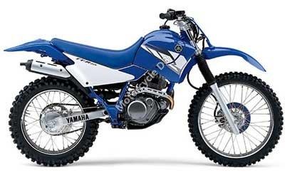 Yamaha TT-R 225 2004 4001