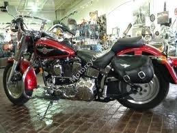 Harley-Davidson FLSTF Fat Boy 1999 6562