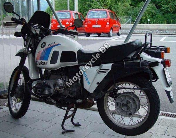BMW R 80 G/S Paris-Dakar 1985 15485