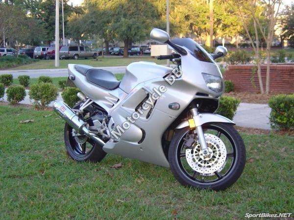 Honda CBR 600 F3 1995 7916