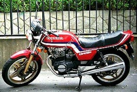 Honda CB 400 N (reduced effect) 1982 17580