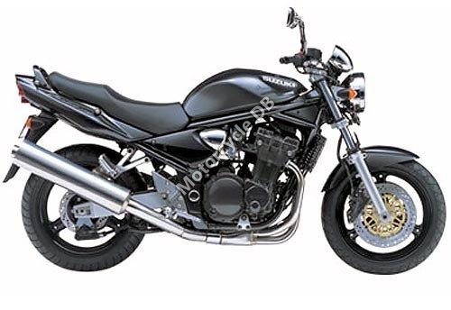 Suzuki Bandit 1200 S 2004 14776