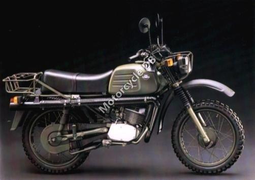 Hercules K 125 Military 1980 20522